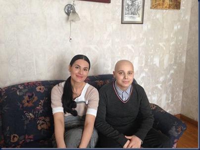 Маша Ефросинина и Илья Балабан