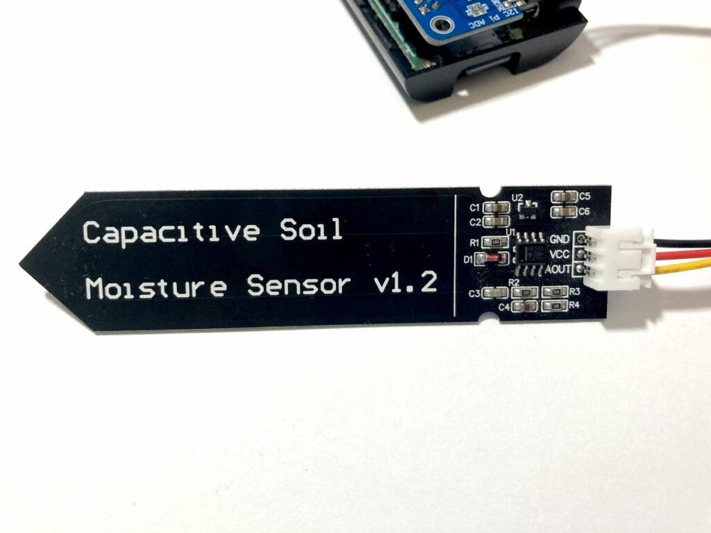 Analog Capacitive Soil Moisture Sensor